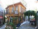 Osmanisches Holzhaus
