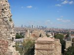 Istanbul - Theodosianische Landmauer