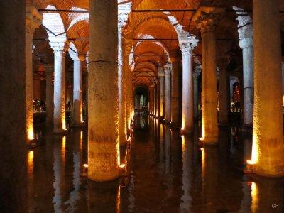 Istanbul - Yerebatan Sarayı
