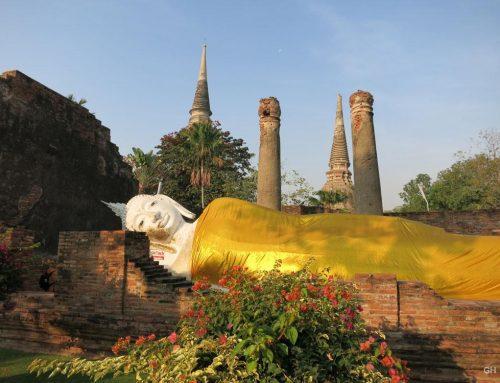Galerie: Von Ayutthaya nach Bangkok