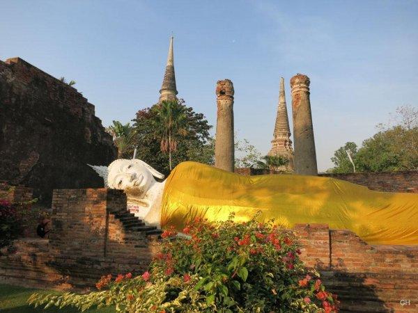 Ayutthaya - Wat Yai Chai Mongkon