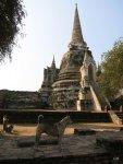 Ayutthaya – Wat Phra Sin Sanphet
