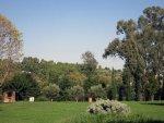 Landschaft bei Olympia