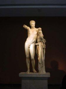 Hermes des Praxiteles