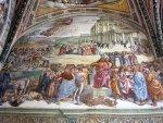 Orvieto - Predica e fatti dell'Anticristo