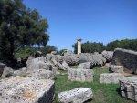Olympia - Tempel des Zeus