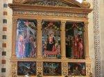 San Zeno - Altar, Andrea Mantegna