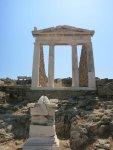 Delos - Tempel der Isis