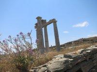 Delos - Sitz der Poseidoniasten