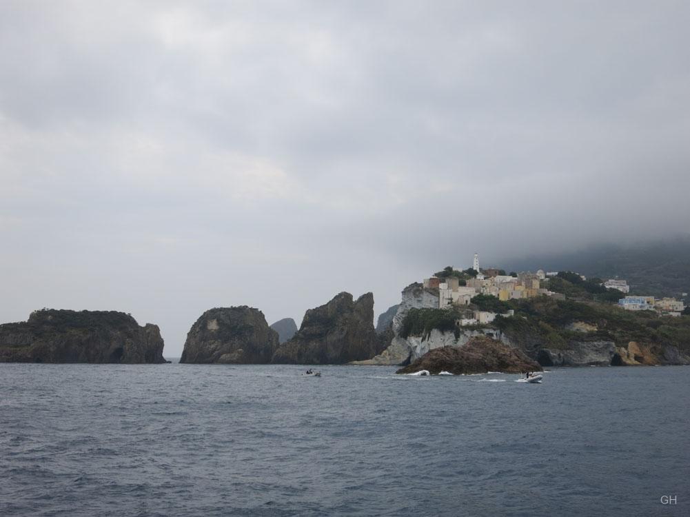 Insel Ponza