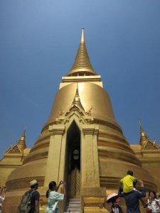Bangkok - Großer Palastbezirk