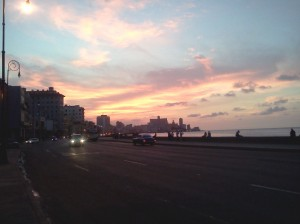 Malecón - Havanna