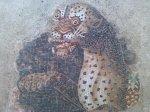 Delos - Mosaik im Haus der Masken