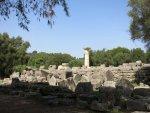 Zeustempel - Olympia