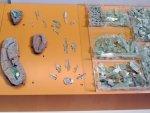 Glasmatritzen - Werkstatt des Phidias