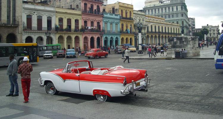 Mädel aus Havanna