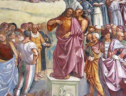 Die Predigt des Antichristen